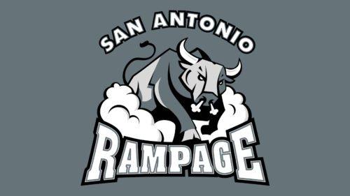 Colors San Antonio Rampage Logo