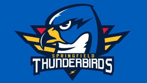 Colors Springfield Thunderbirds Logo