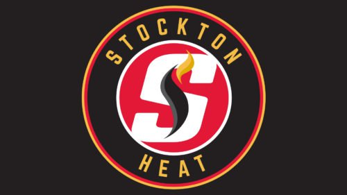 Colors Stockton Heat Logo