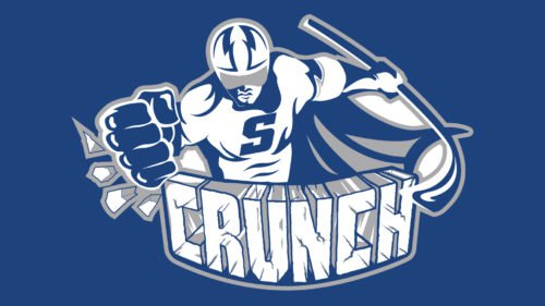 Colors Syracuse Crunch Logo