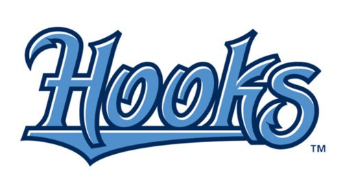Corpus Christi Hooks Logo baseball
