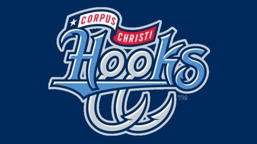 Corpus Christi Hooks emblem