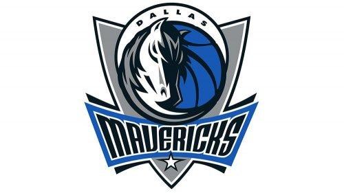 Dallas Mavericks Logo 2001