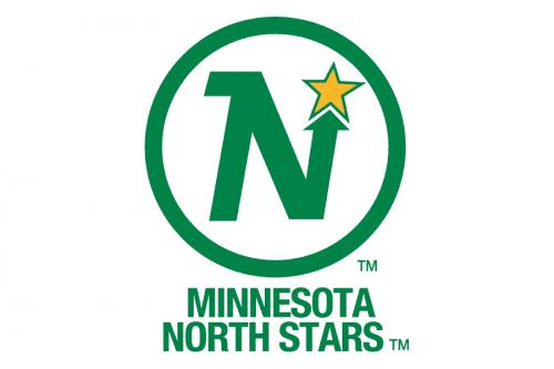 Dallas Stars Logo 1967