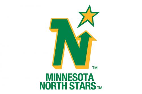 Dallas Stars Logo 1974