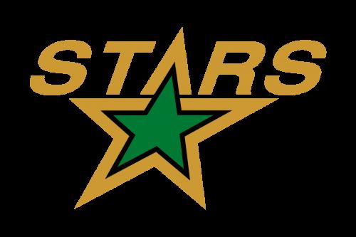 Dallas Stars Logo 1991