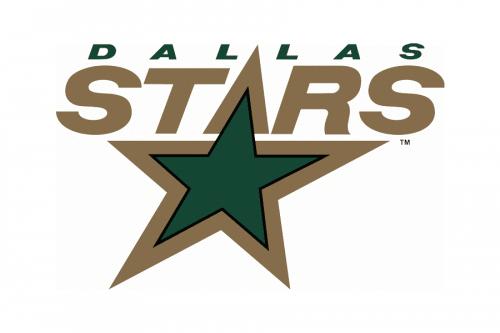 Dallas Stars Logo 1994