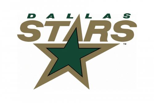 Dallas Stars Logo 1999