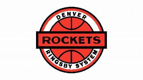 Denver Rockets Logo 1967