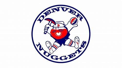 Denver Rockets Logo 1974