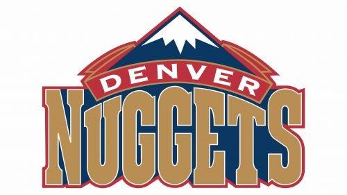 Denver Rockets Logo 1993
