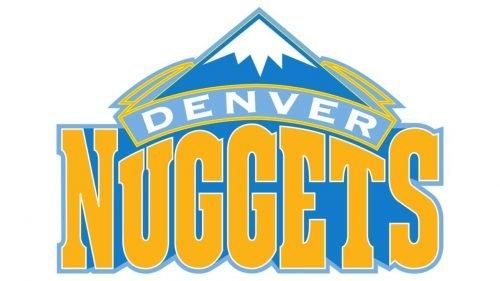 Denver Rockets Logo 2003