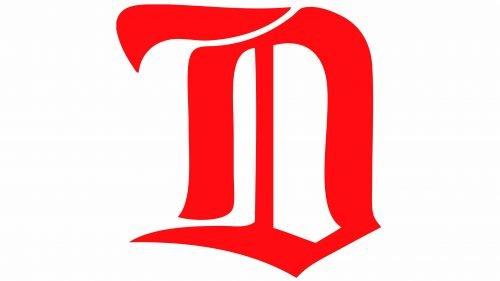Detroit Red Wings Logo 1926