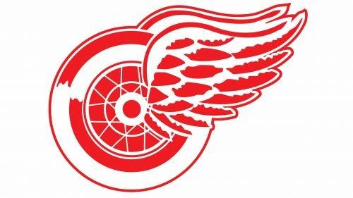 Detroit Red Wings Logo 1933