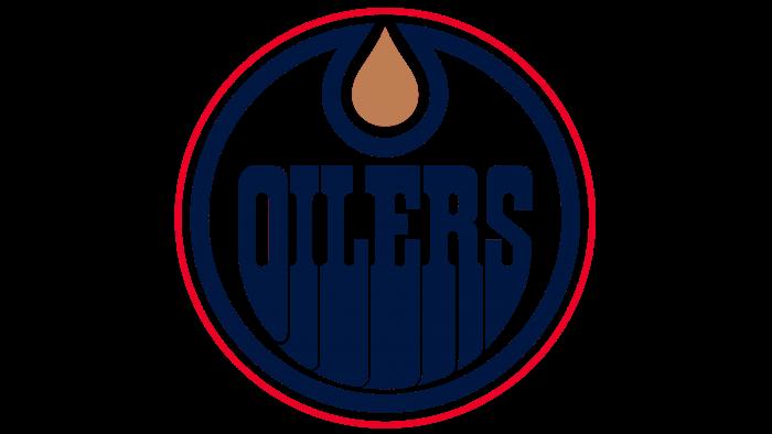 Edmonton Oilers Logo 1996