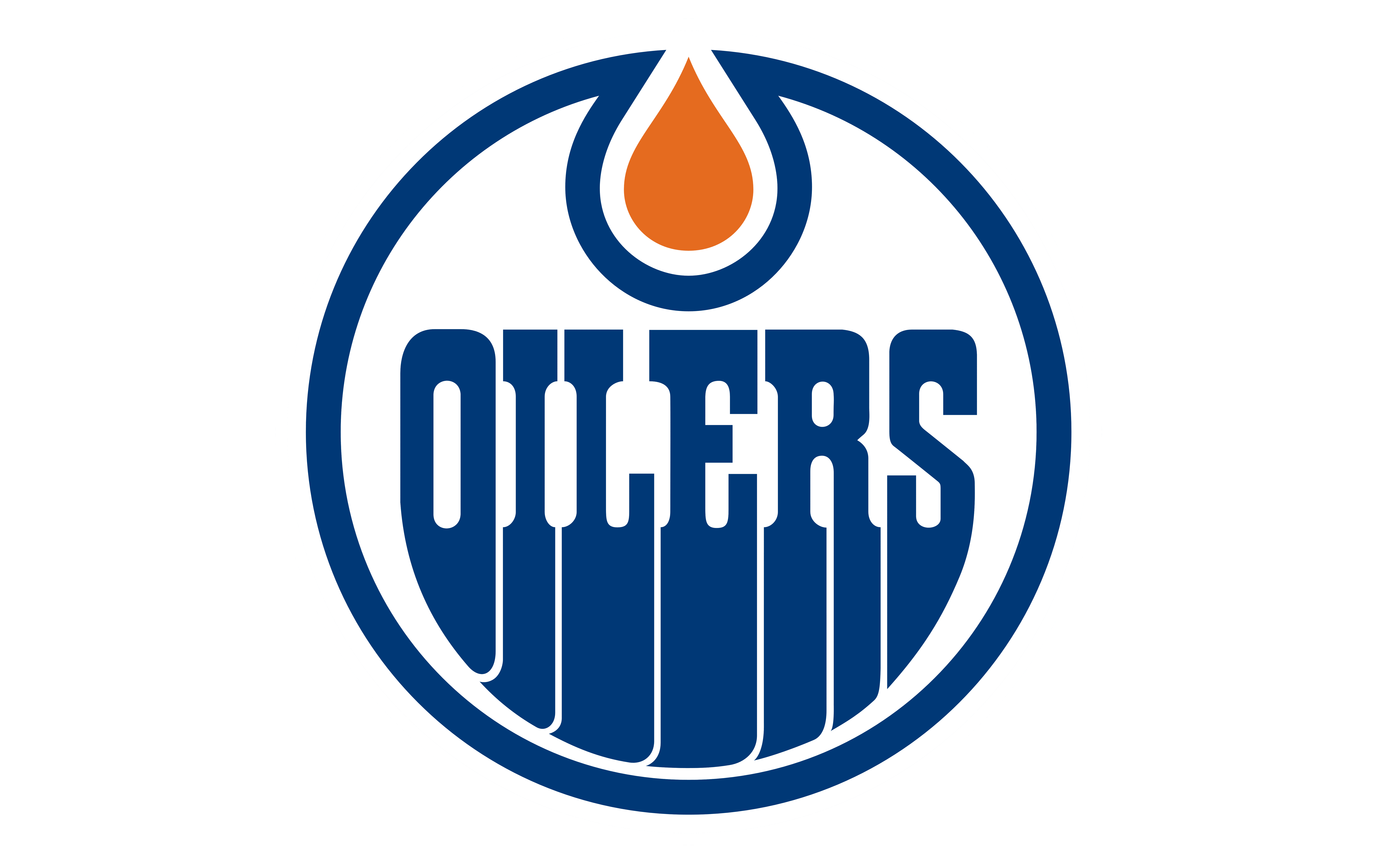 Edmonton Oilers Logo And Symbol Meaning History Png