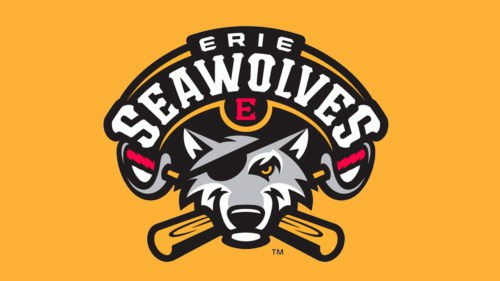 Erie SeaWolves Emblem