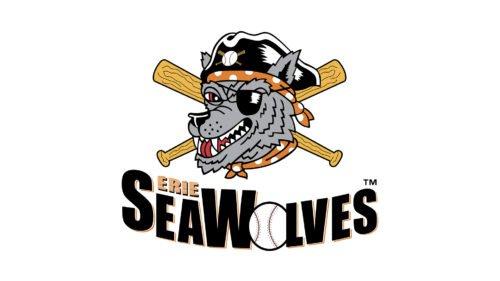 Erie SeaWolves Logo old