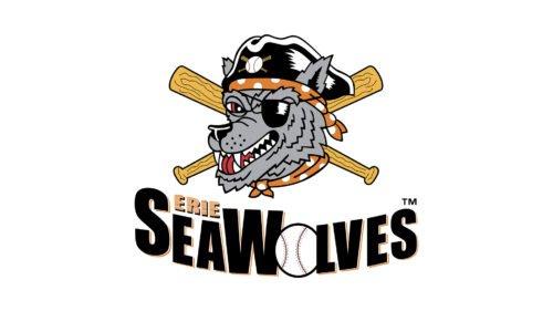 Erie SeaWolves Logo old