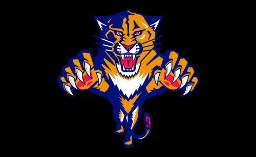Florida Panthers Logo 1993
