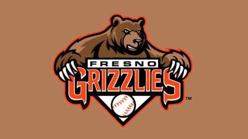 Fresno Grizzlies baseball logo