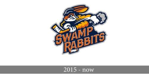 Greenville Swamp Rabbits Logo history