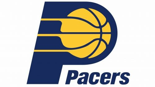 Indiana Pacers Logo 1990