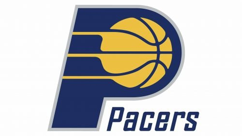 Indiana Pacers Logo 2005