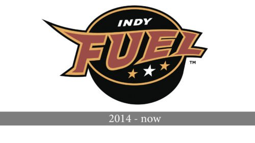 Indy Fuel Logo history