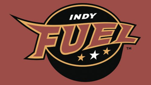 Indy Fuel hockey Logo