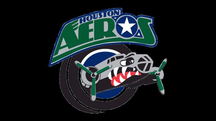 Iowa Wild Logo 1994