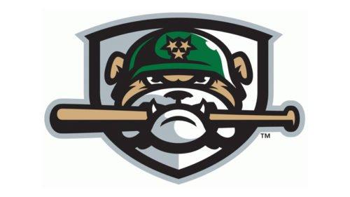 Jackson Generals Logo baseball