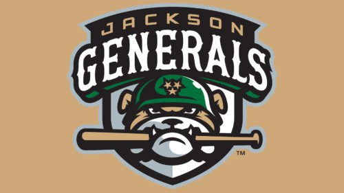 Jackson Generals emblem