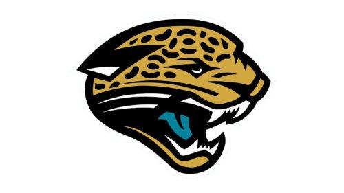 Jacksonville Jaguars Logo old