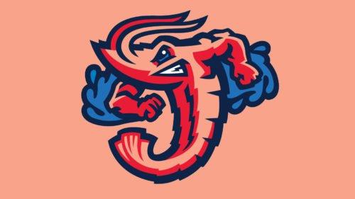 Jacksonville Jumbo Shrimp emblem