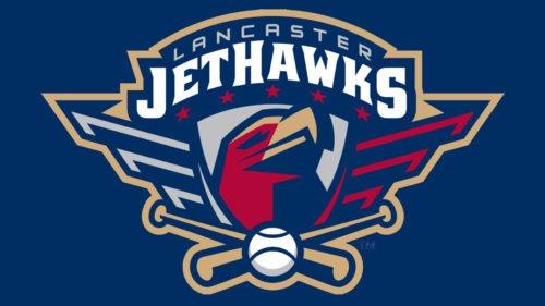 Lancaster Jethawks baseball Logo