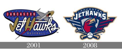 Lancaster Jethawks logo history