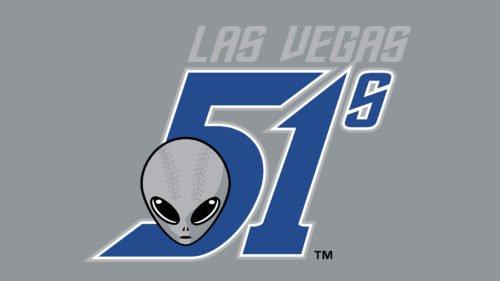 Las Vegas 51s baseball logo