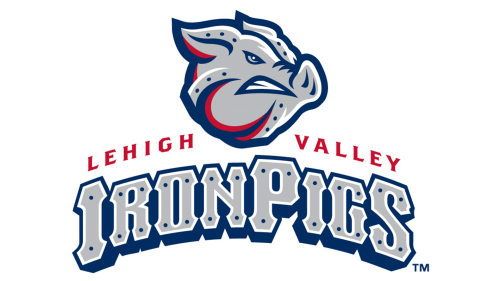 Lehigh Valley IronPigs Logo