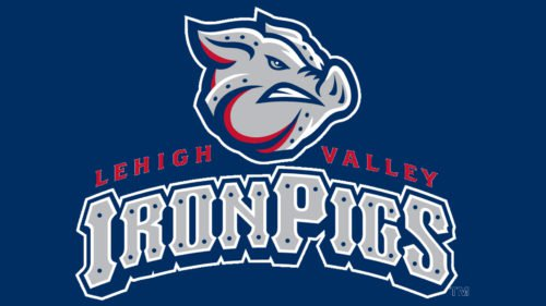 Lehigh Valley IronPigs Symbol
