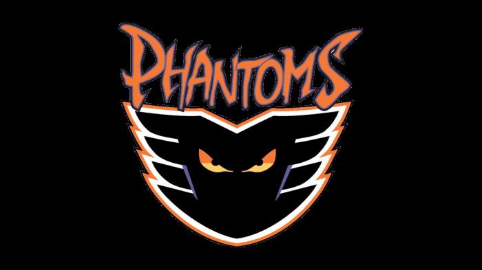 Lehigh Valley Phantoms Logo 1997