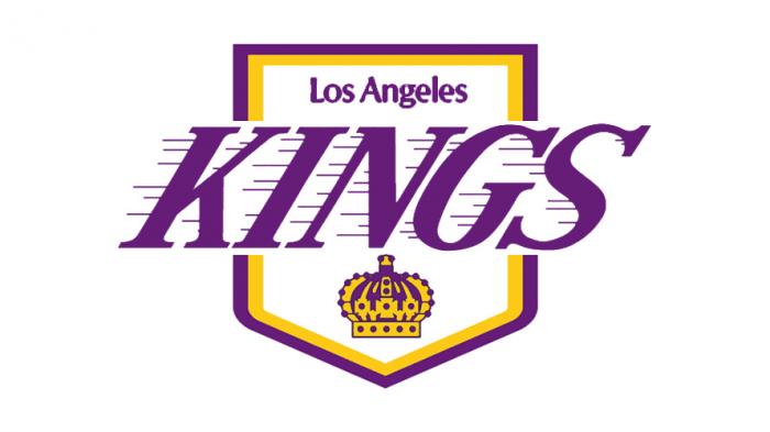 Los Angeles Kings Logo 1975