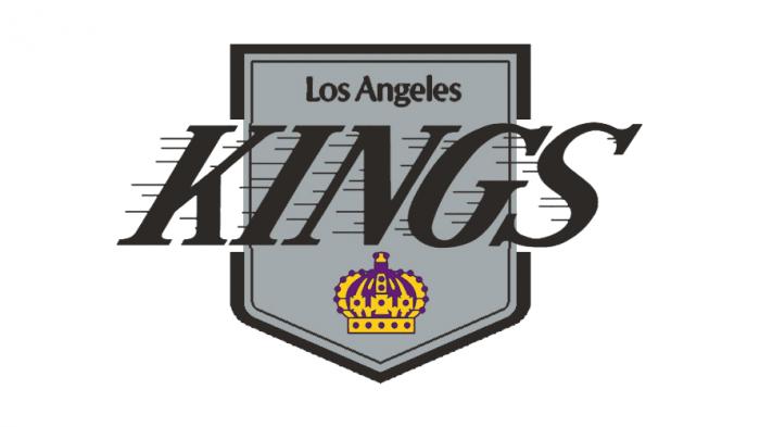 Los Angeles Kings Logo 1987