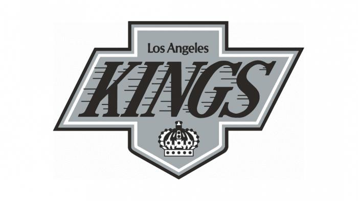 Los Angeles Kings Logo 1988