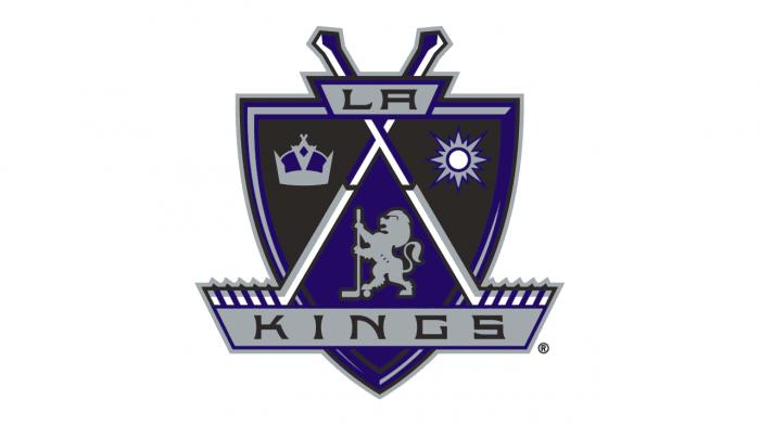 Los Angeles Kings Logo 1998