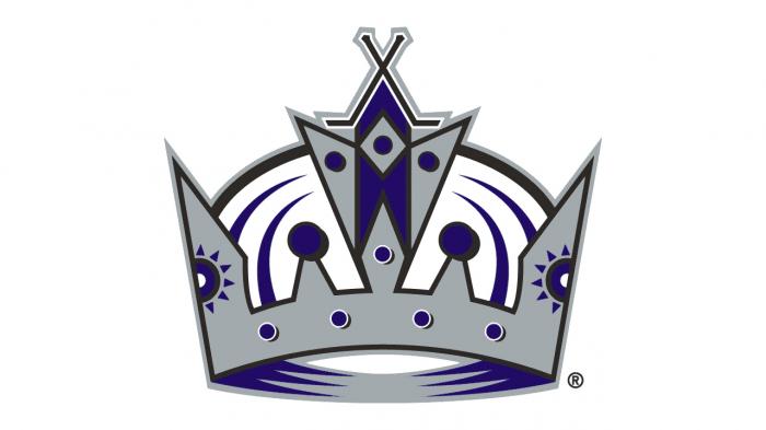 Los Angeles Kings Logo 2002