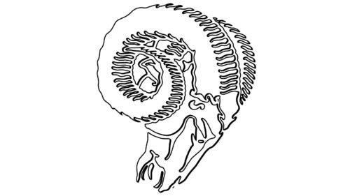 Los Angeles Rams Logo old