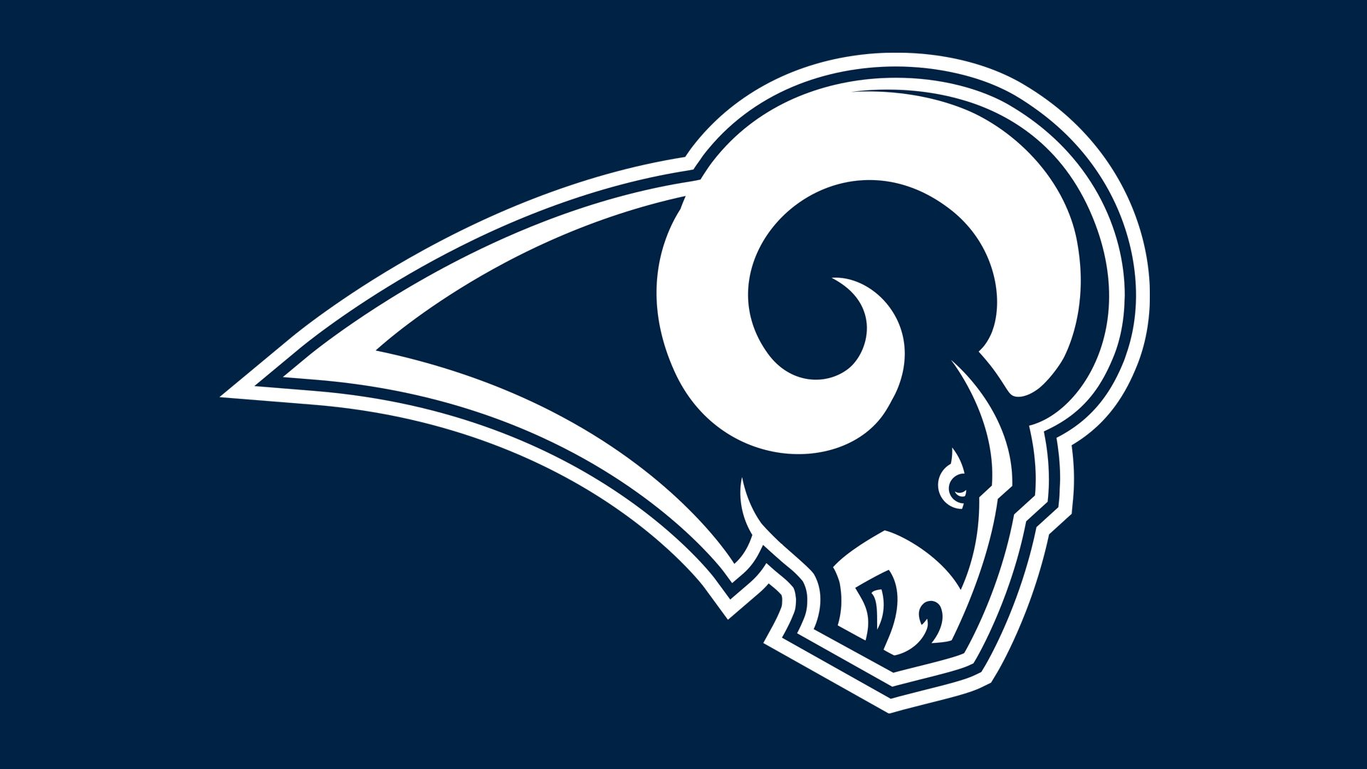 Los Angeles Rams Logo Los Angeles Rams Symbol Meaning