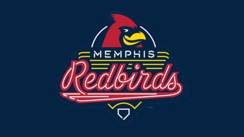Memphis Redbirds baseball logo