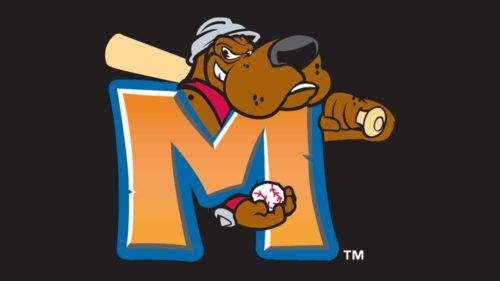 Midland RockHounds Logo baseball